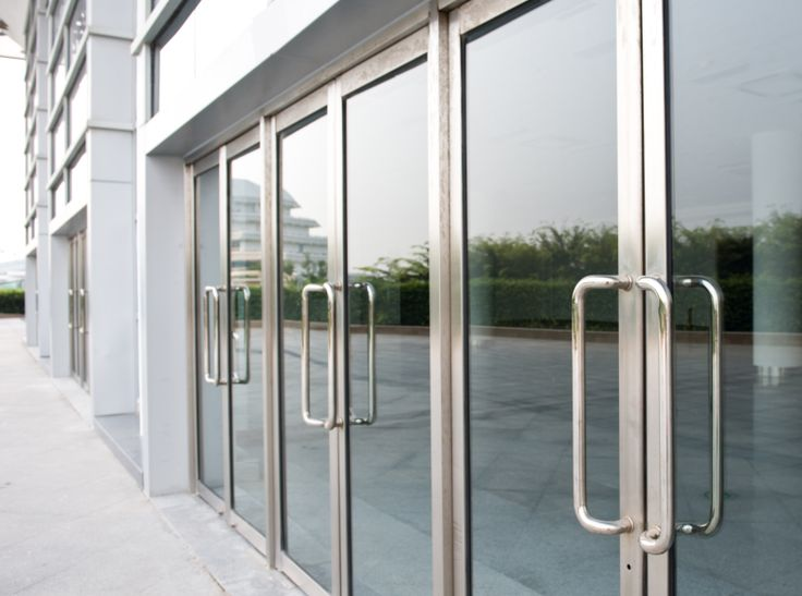 Front Doors For Your Business In Denver Jrb Service